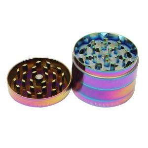52MM Zinc Alloy 4 Layer weed Grinder 1