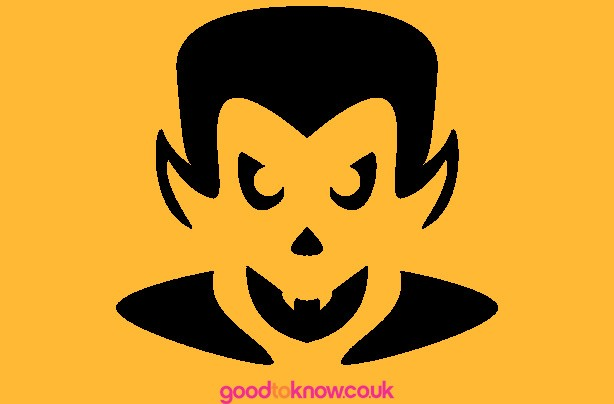 Templates Carving Vampire