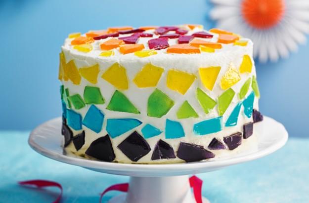 Quick Basic Cake Recipe