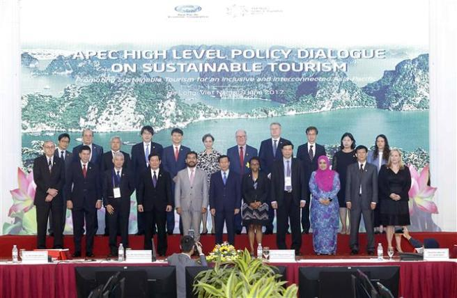 APEC tourism minister adopted a statement on sustainable tourism