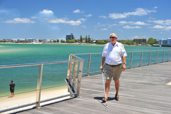 The Sunshine Coast, Queensland, Australia is looking at becoming universally accessible. Source: My Sunshine Coast