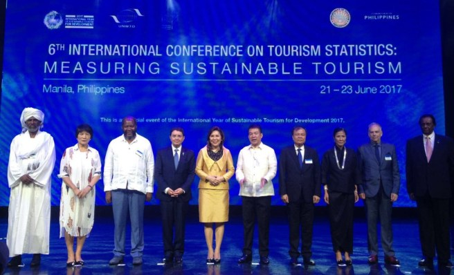 Opening of the 6th International Conference on Tourism Statistics: Measuring Sustainable Tourism