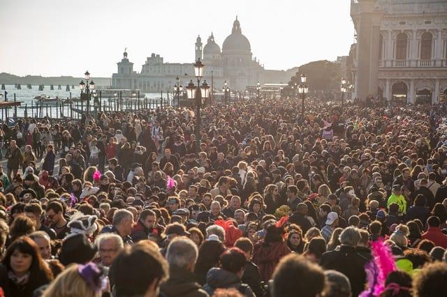overtourism Venice