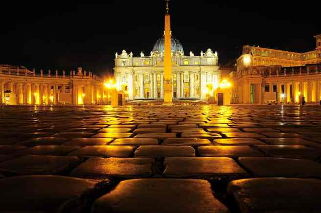 Vatican sustainable tourism