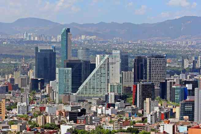 Mexico tourism and the sharing economy