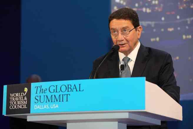 Tourism growth is not the enemy according to UNWTO Secretary General Taleb Rifai