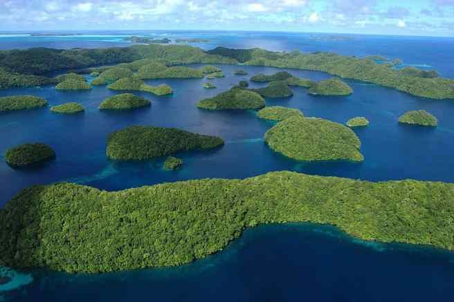 Palau tackles over-tourism via responsible tourism and sustainable tourism