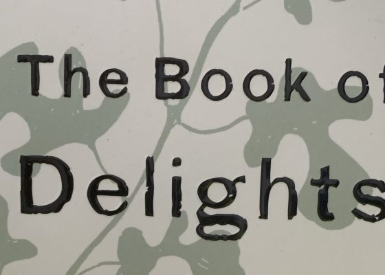 book of delights ross gay
