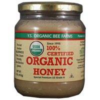 Y.S. Organic Bee Farms – Organic Honey – 1 lb