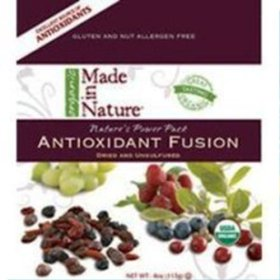 Made In Nature Organic Antioxidant Fusion Blend, 4 Ounce