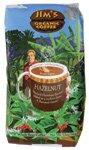 Jim's Organic Coffee Whole Bean Light Roast Hazelnut — 12 oz