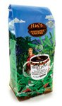 Jim's Organic Coffee Whole Bean Sweet Love Blend — 12 oz