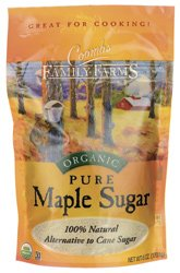 Coombs Family Farms Organic Pure Maple Sugar — 6 oz