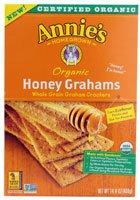 Annie's Homegrown – Organic Honey Grahams – 14.4 oz.