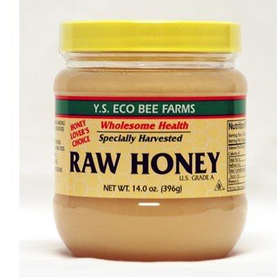 RAW HONEY 14.0 oz. paste