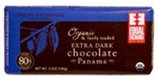 Organic Panama Extra Dark Chocolate – 3.5 oz Bar