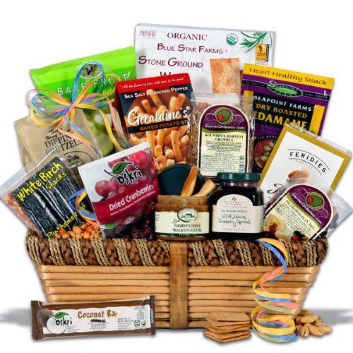 Healthy Gift Basket – Premium