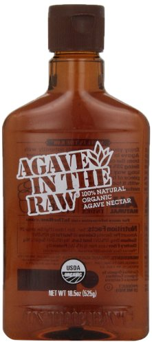Agave In The Raw Sweetener, 18.5 Ounce
