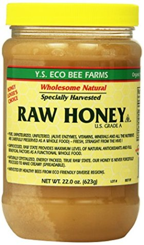Y.S. Eco Bee Farms Raw Honey – 22 oz