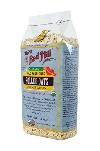 Bob's Red Mill Organic Regular Rolled Oats, 16 Oz