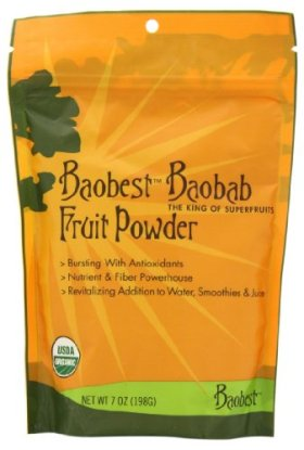 Baobest Baobab Fruit Powder, 7 Ounce