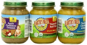 Earth's Best Organic Stage 3, Junior Best Sellers Variety Pack, 12 Count, 6 Ounce Jars