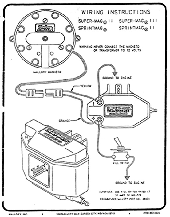 mallory unilite wiring diagram msd with Mallory Ignition Wiring Diagram Harley on For 6btm Wiring Diagram also Mallory Distributor Wiring Diagram besides Datsun Ignition Wiring Diagram as well Mallory 6al Wiring Diagram in addition Vertex Mag o Wiring Diagram Plug.