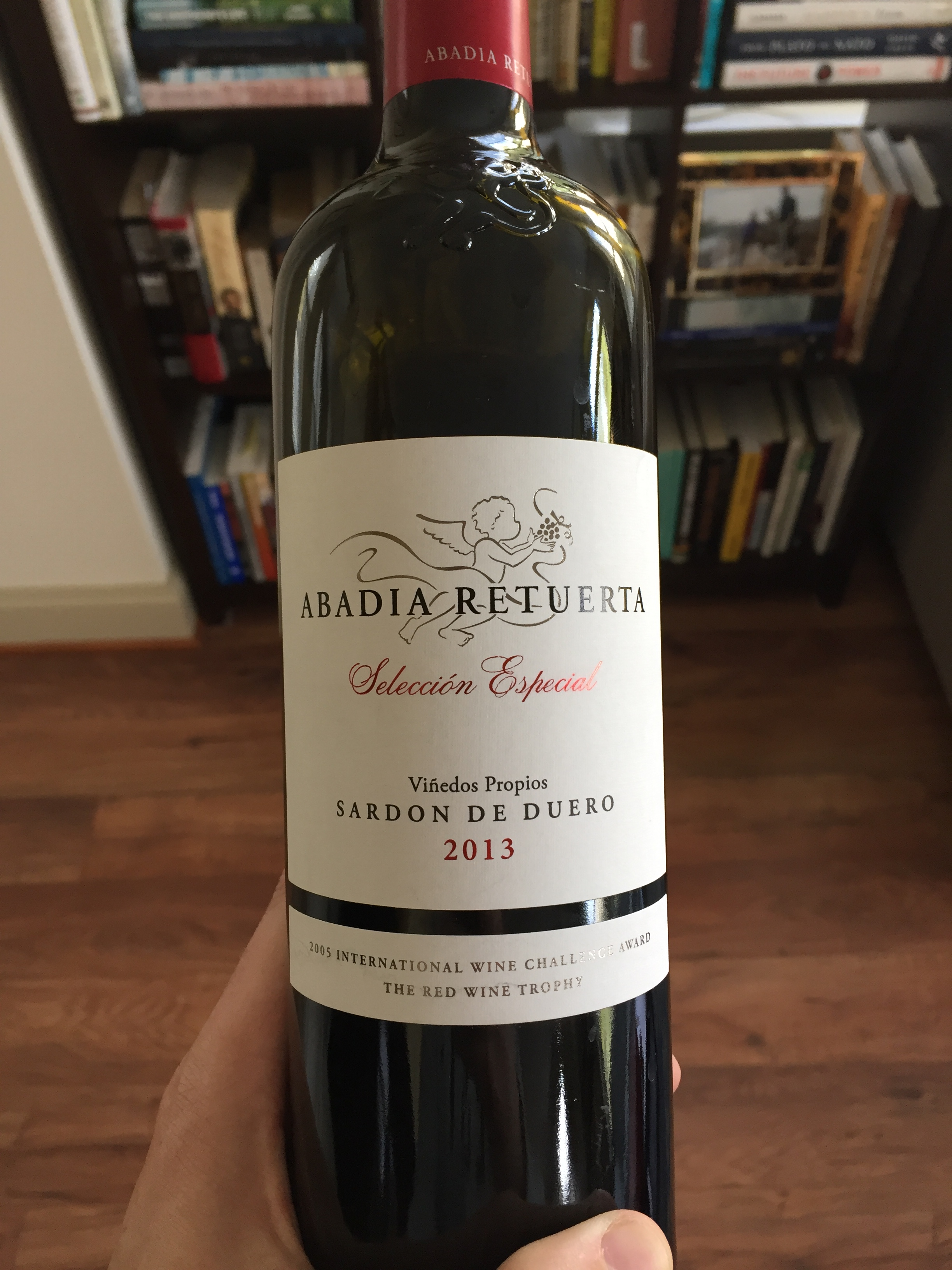 The 2013, which I tasted, is three-quarters tempranillo, and is filled out  with 15% cabernet sauvignon and 10% syrah. I sampled it over the course of  ...