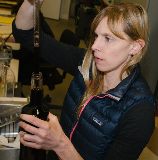 I met Becky only this month. Kelly Fleming Wines, where she is the  winemaker, was the first stop in a 5-day trip to Napa I took in early  December (several ...