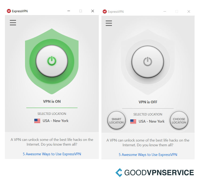 ExpressVPN voor Windows