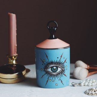 jar with big eye