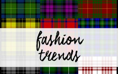 Winter Fashion Trends… how to wear plaid