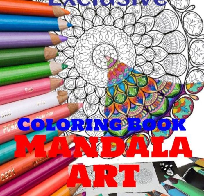 First Coloring book is available for download!