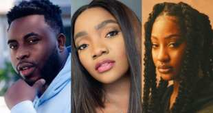 Beef Alert!!! Simi Clashes With Samklef After He Sexualized Tems