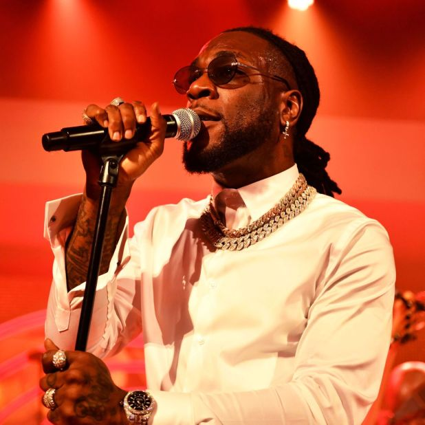 Burna Boy To Perform At The 2021 GRAMMYs Pre-Show