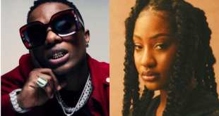 Wizkid and Tems at it again Watch Video