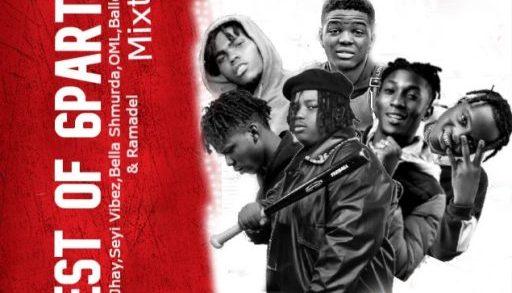Dj Mix: Dj Goat – Best Of 6Parties Mixtape