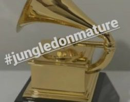 2Baba Congratulates Wizid On Receiving His Grammy Plaque
