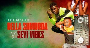 Dj Jamzy – Best Of Bella Shmurda & Seyi Vibez Mixtape download