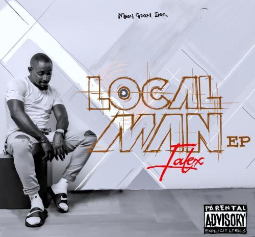 "Falex - ""Local Man"" EP download"