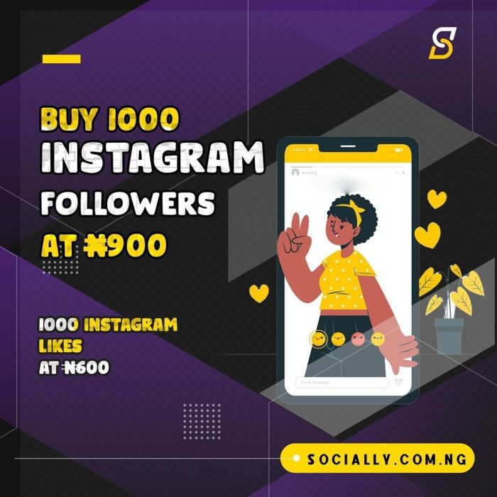 How to get 1000 Instagram Followers with no stress