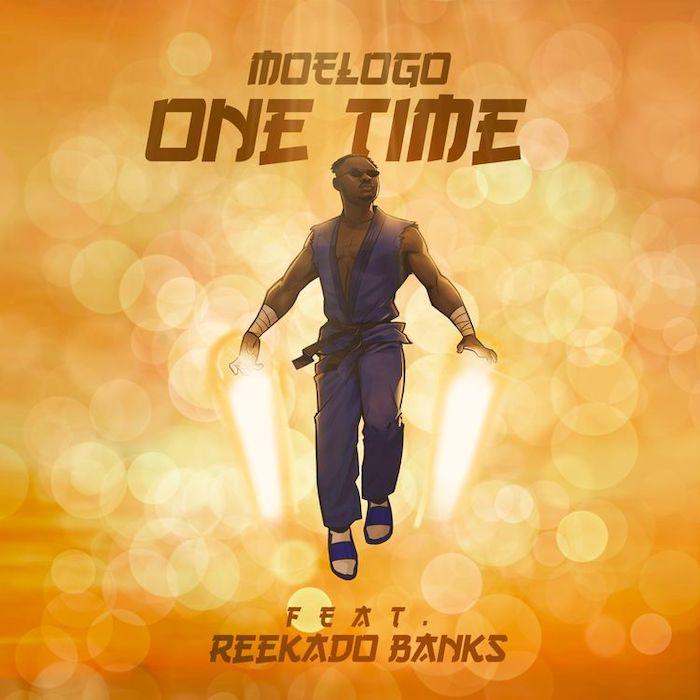 Moelogo ft. Reekado Banks – One Time download