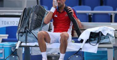 Tokyo2020 Alexander Zverev Ends Novak Djokovic Golden Slam Quest
