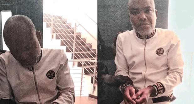 Breaking: IPOB leader, Nnamdi Kanu to be released soon