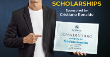 Cristiano Ronaldo to Offer 24 Students University Scholarships