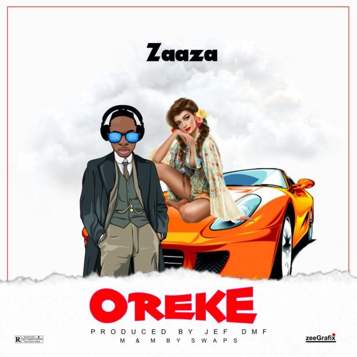 Zaaza - 'Oreke' download