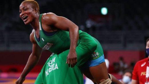 Tokyo2020 Oborududu Secures Nigeria's First Medal In Olympics