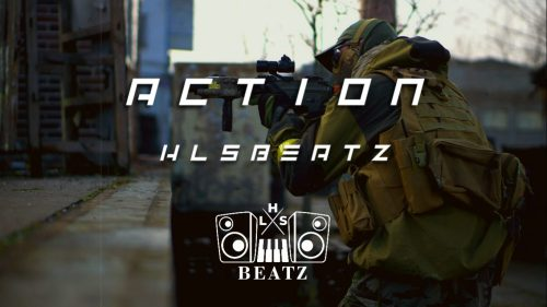 Freebeat: Action - 2022 HipHop (prod. by HLSBEATZ)
