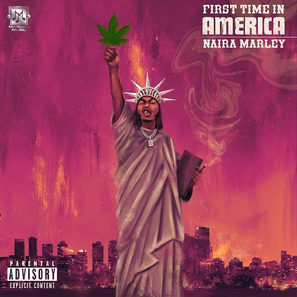 Naira Marley – First Time In America Download