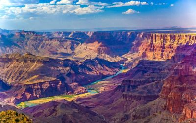 Grand Canyon & The Petrified Forest – Bus 1